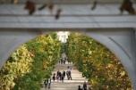 Overhang Jardin des Tuileries