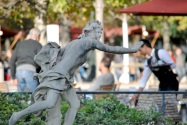 Tuileries Sculpture