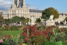 Jardin des Tuileries and Palais Royale