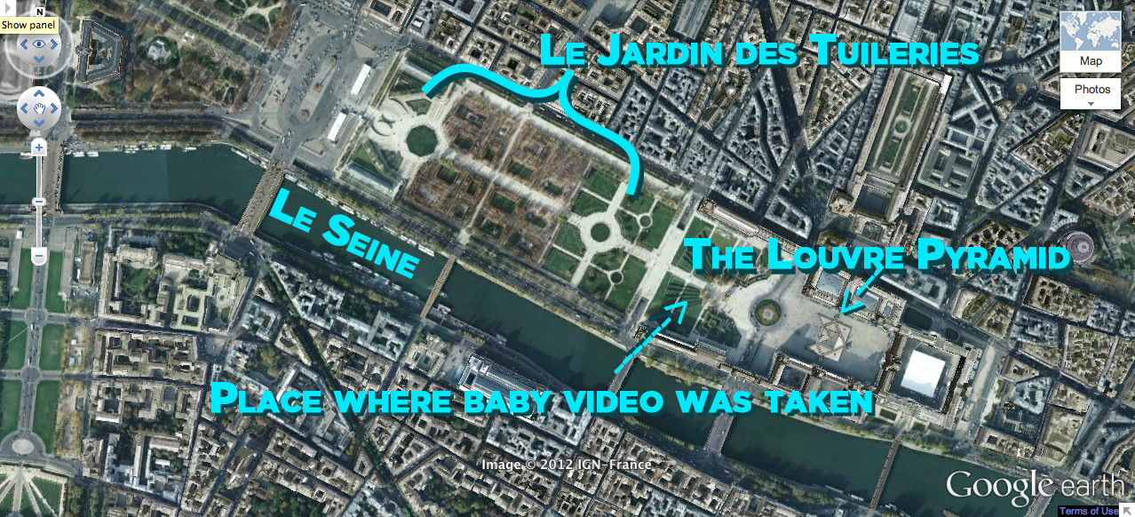 Jardin des tuileries map this wandering life for Jardin express