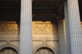 Saint-Sulpice exterior