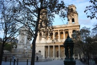 What she lacks in size, the Saint-Sulpice makes up for in