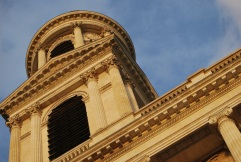 Saint-sulpice tower 2
