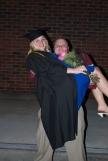 December 2011: FSU Graduation!