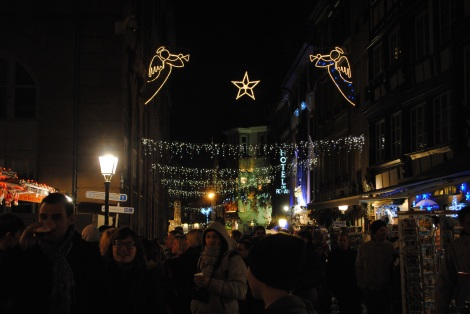 Pretty Strasbourg Lights