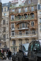 Art Nouveau apartment - Laivotte 7th