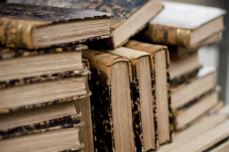Old Books | Buchans Puces de Vanves