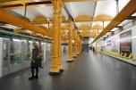 Gare du Nord métro