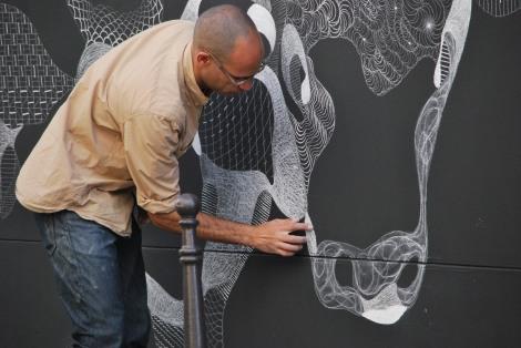 Chalk Art in Paris