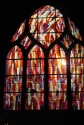Stained glass at St. Severin