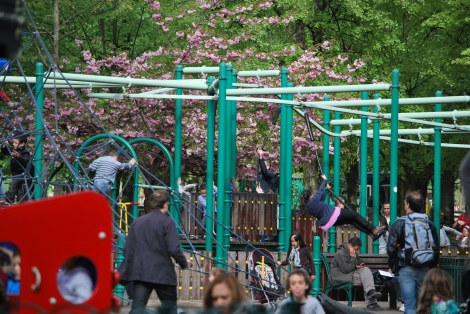 There's a (paid-entry) park for big kids