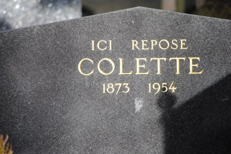 Who's Colette you say?