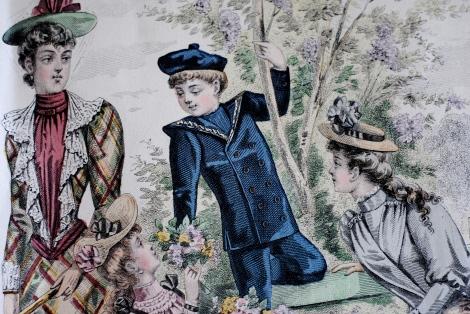 1890s Bieber Fever