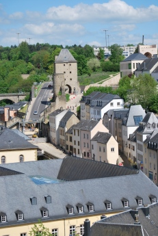 Spectacular Luxembourg views