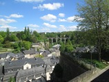 The Luxembourg Viaduct, the Passerelle: 1859