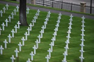 American Cemetery Paris