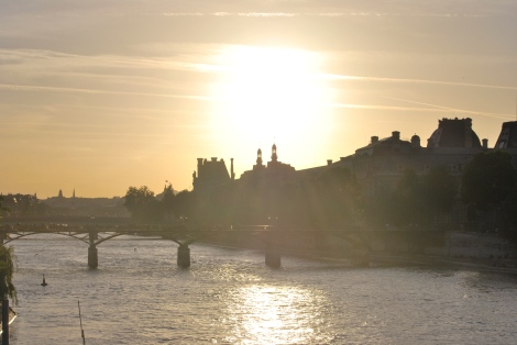 Sunset from Pont Neuf